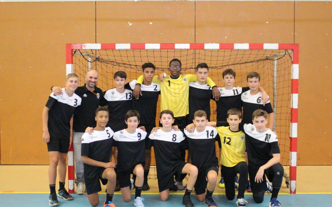 Journée de détection – Angers SCO Handball